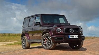 G 63 Front static