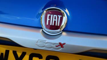 Fiat 500X - Badge