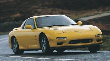 Best cars under £15,000  - Mazda RX-7