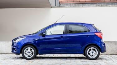 Ford Ka+ - side
