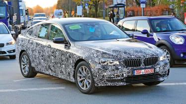 BMW 6 Series GT - spyshot