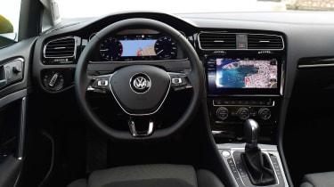 Volkswagen Golf 2017 facelift 1.5 TSI EVO - interior