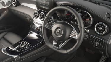 Mercedes GLC 250 - cabin