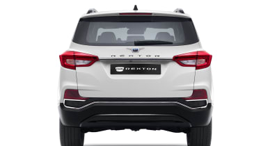 SsangYong Rexton tailgate