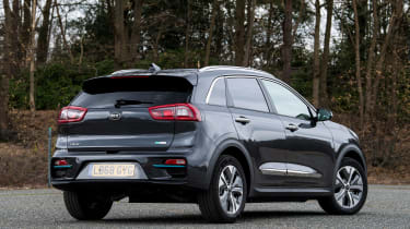 Kia e-Niro - rear static