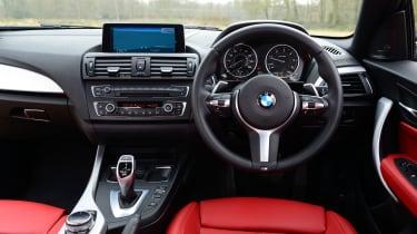BMW 2 Series M Sport - interior