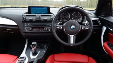 BMW 2 Series M Sport - interior
