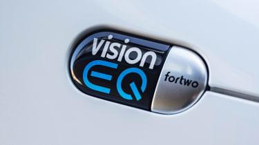 Smart Vision EQ ForFour concept - Vision EQ badge