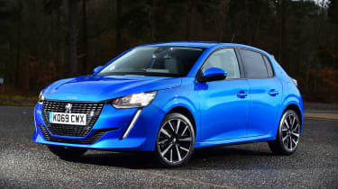 Peugeot 208 - front static