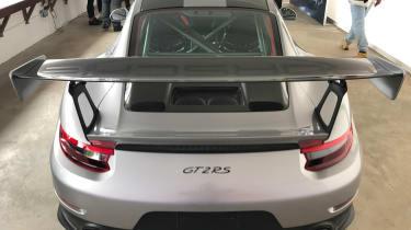 Porsche 911 GT2 RS - Goodwood full rear