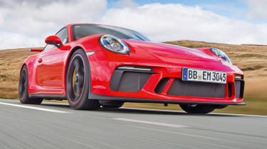 Our year in cars - Porsche 911 GT3