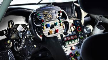 Porsche 911 RSR - interior
