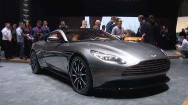Aston Martin DB11 - Geneva show front