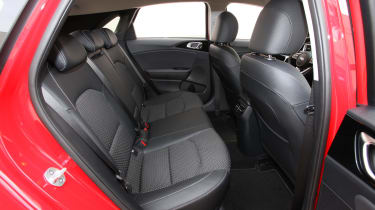 Kia Ceed - rear seats