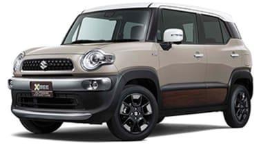 Suzuki XBEE Outdoor Adventure - front