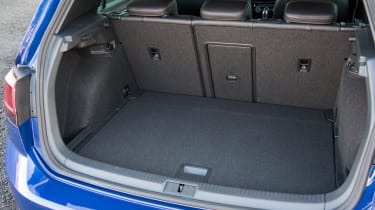Used Volkswagen Golf R - boot