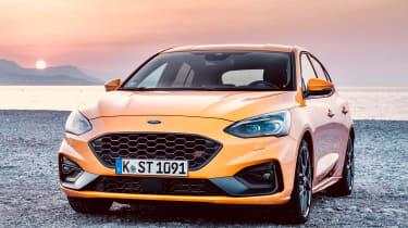 Ford Focus ST - front static
