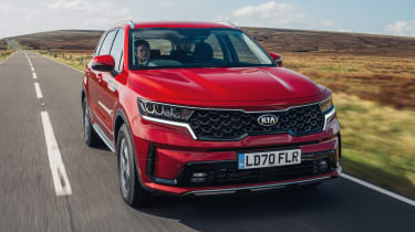 Kia Sorento - best 7-seater cars