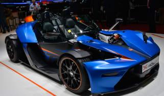 KTM X-Bow GT revealed