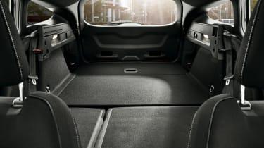 Ford Focus ST Estate - boot inside