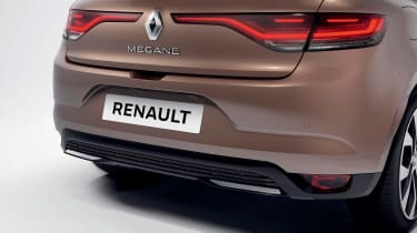 Renault Megane - rear detail