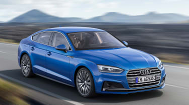 Audi S5 Sportback 2016 - front tracking 2