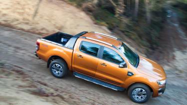 Ford Ranger 2016 pan