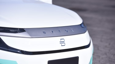 Byton M-Byte - front detail