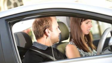 Driver Emotion Test - Joe Finnerty and Hannah Talbot