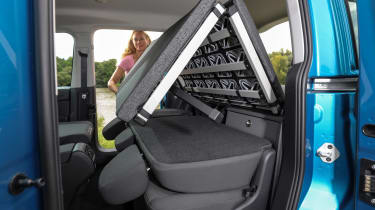 VW Caddy California