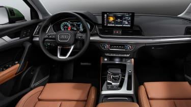 Audi Q5 - dash