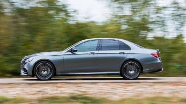 Mercedes-AMG E 53 - side