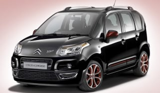 Citroen C3 Picasso BLACKCHERRY special edition