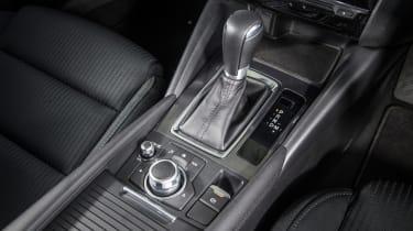 Mazda 6 Tourer 2.2D gearbox
