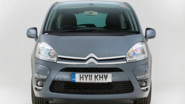 Used Citroen C4 Picasso - full front