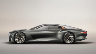 Bentley EXP 100 GT concept - side