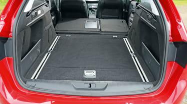 Peugeot 308 SW boot