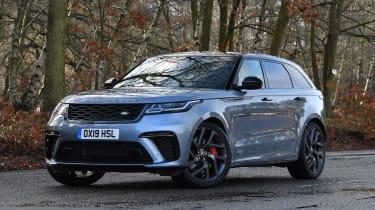 Range Rover Velar SVAutobiography Dynamic - front static
