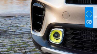 Kia Picanto X-Line - fog light