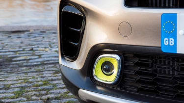 Kia Picanto X-Line - fog light