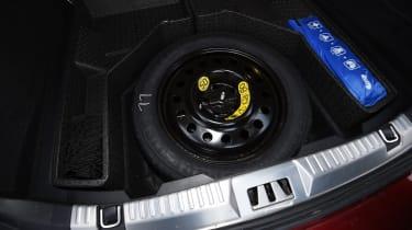 Ford Edge - spare wheel