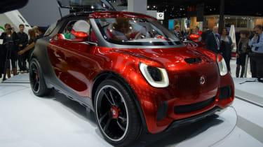 Smart ForStars concept front