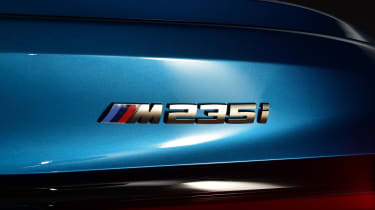BMW 2 Series Gran Coupe - badge studio