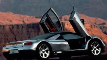 Audi Avus Quattro - rear