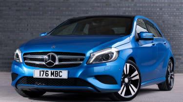 Mercedes A-Class Mk3
