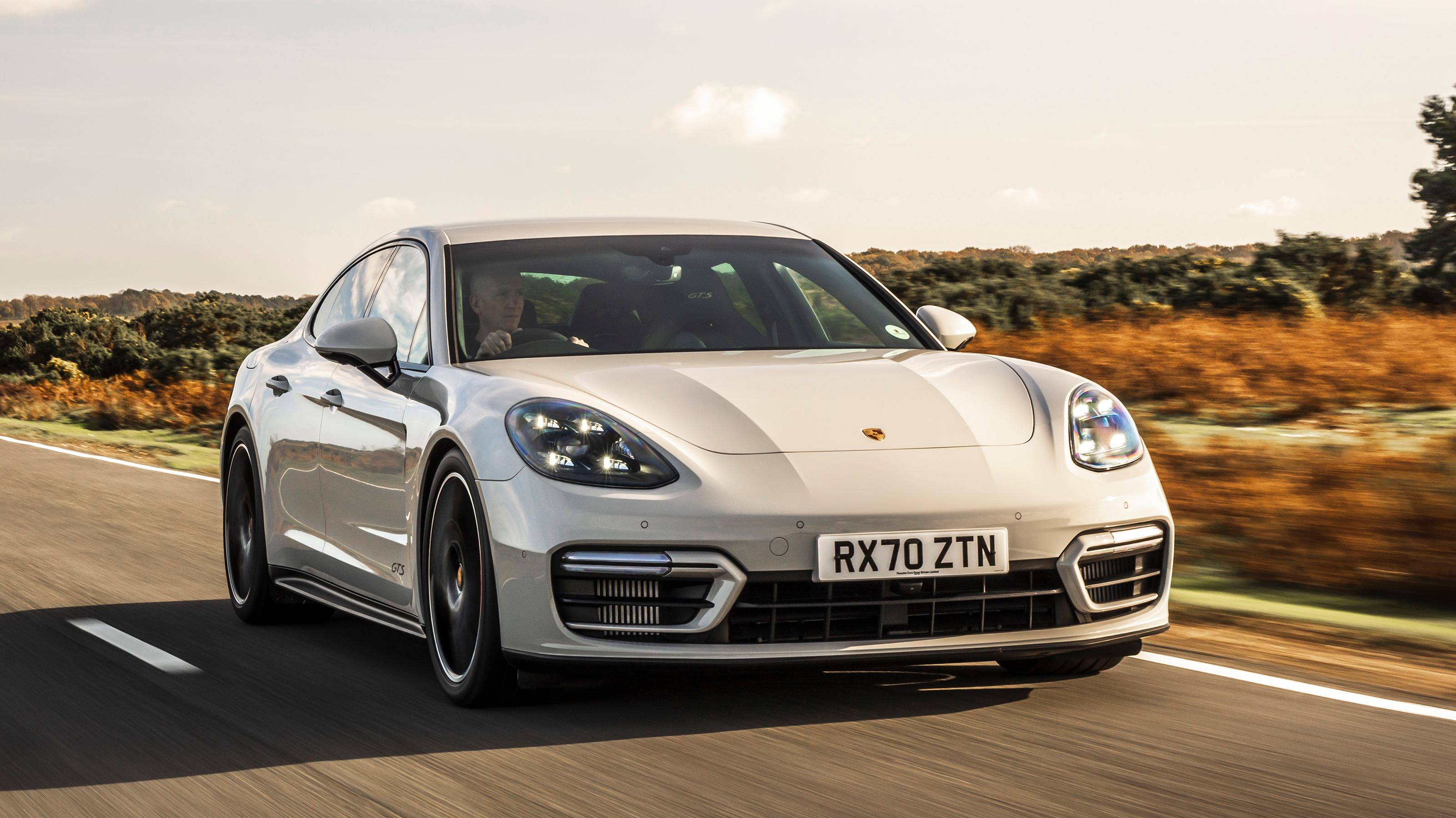 New Porsche Panamera GTS 2020 review | Auto Express
