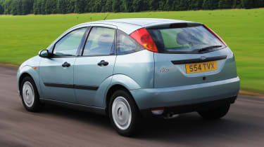 Ford Focus Mk1 - rear