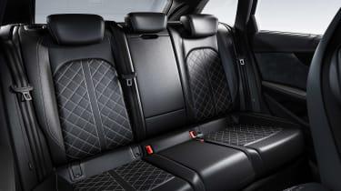 Audi S4 Avant - rear seats