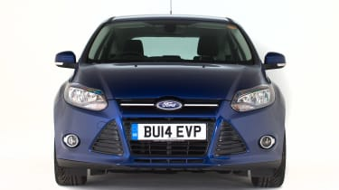Used Mk3 Ford Focus - full front