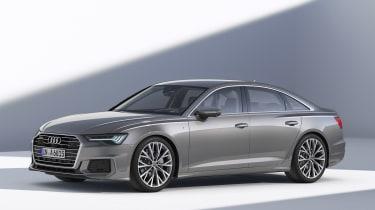 New Audi A6 - studio side
